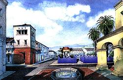 El Naranjo Town Center Correa Valle