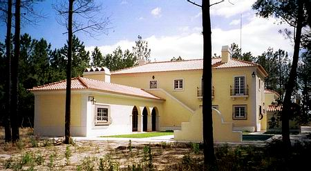 House Portugal in Bosquet